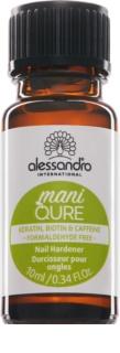 Alessandro Maniqure zpevňujicí průhledný lak na nehty