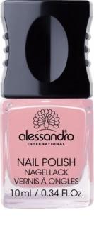 Alessandro Nail Polish esmalte de uñas