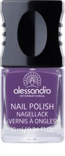 Alessandro Nail Polish vernis à ongles