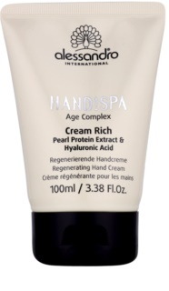 Alessandro Hand! Spa Age Complex Restoring Cream For Hands