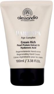 Alessandro Hand! Spa Age Complex Restoring Cream For Hands
