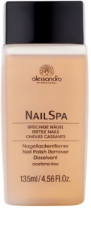 Alessandro NailSpa Nail Polish Remover Without Acetone