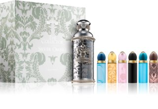 Alexandre.J The Collector: Silver Ombre Gift Set