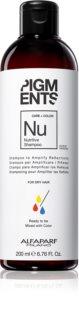 Alfaparf Milano Pigments hranjivi šampon za suhu i obojenu kosu