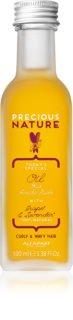 Alfaparf Milano Precious Nature Grape & Lavender tápláló olaj hullámos és göndör hajra