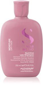 Alfaparf Milano Semi di Lino Moisture Shampoo  voor Droog Haar