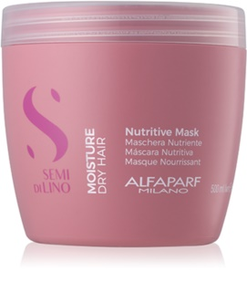 Alfaparf Milano Semi di Lino Moisture Mask For Dry Hair