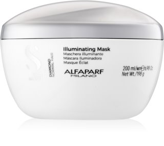 Alfaparf Milano Semi di Lino Diamond Illuminating masque brillance