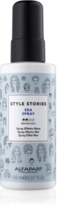 Alfaparf Milano Style Stories The Range Texturizing Styling Spray For Beach Effect