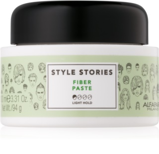 Alfaparf Milano Style Stories The Range Paste Styling Pasta  Lichte Hold