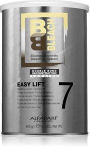 Alfaparf Milano B&B Bleach Easy Lift 7 poudre à haut pouvoir éclaircissant