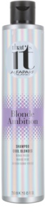 Alfaparf Milano That s it Blonde Ambition shampoing pour nuances de blond froides