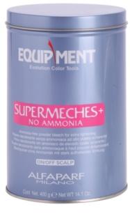 Alfaparf Milano Equipment pó para extra branqueamento sem amoníaco