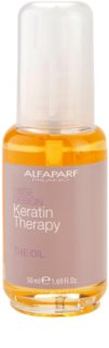 Alfaparf Milano Lisse Design Keratin Therapy Nourishing Oil For All Types Of Hair
