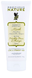 Alfaparf Milano Precious Nature Prickly Pear & Orange masque lissant anti-frisottis