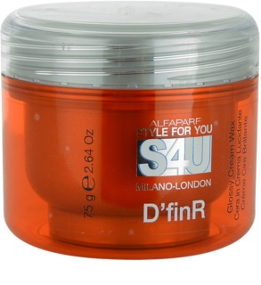 Alfaparf Milano Style for You (S4U) Hair Styling Wax For Shine