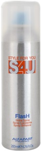 Alfaparf Milano Style for You (S4U) spray  a magas fényért