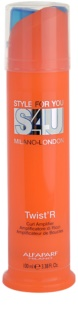 Alfaparf Milano Style for You (S4U) Fluid For Wavy Hair