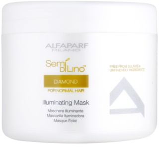Alfaparf Milano Semí Dí Líno Diamante Illuminating Mask For Shine