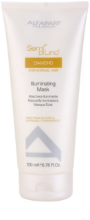 Alfaparf Milano Semí Dí Líno Diamante Illuminating Mask For Shine And Softness Of Hair
