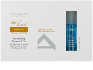 Alfaparf Milano Semí Dí Líno Diamante Illuminating Oil For Shine