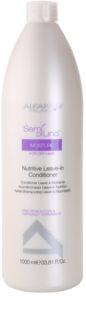 Alfaparf Milano Semi di Lino Moisture Nutritive Leave - In Conditioner For Dry Hair