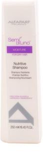 Alfaparf Milano Semi di Lino Moisture Nourishing Shampoo For Dry Hair