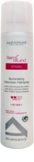 Alfaparf Milano Semi di Lino Styling Hairspray For Volume And Shine