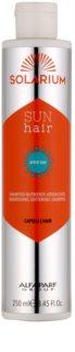 Alfaparf Milano Solarium hranilni šampon za lase izpostavljene soncu