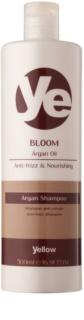 Alfaparf Milano Yellow Bloom vyživující šampon proti krepatění
