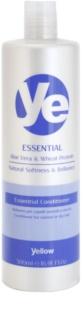 Alfaparf Milano Yellow Essential après-shampoing pour cheveux normaux à secs