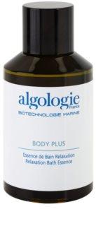Algologie Body Plus ulei de baie cu uleiuri esentiale si extracte din plante mediteraneene.