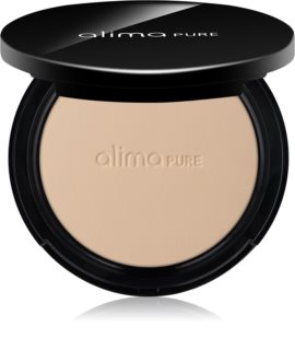 Alima Pure Face Light Mineral Powder Foundation Compact