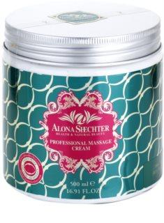 Alona Shechter Professional creme de massagem