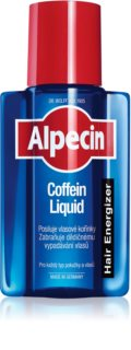 Alpecin Hair Energizer Caffeine Liquid tonik s kofeinom protiv gubitka kose kod muškaraca