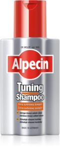 Alpecin Tuning Shampoo Toning Shampoo For  First Gray Hair