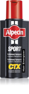 Alpecin Sport CTX Anti-Hair Loss Caffeine Shampoo for Increased Energy Demands