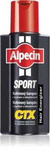 Alpecin Sport CTX šampon s kofeinom protiv opadanja kose prilikom povećane tjelesne aktivnosti