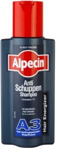 Alpecin Hair Energizer Aktiv Shampoo A3 champô ativador anti-caspa