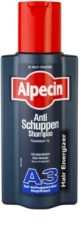 Alpecin Hair Energizer Aktiv Shampoo A3 Hair Activating Shampoo Against Dandruff