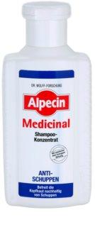 Alpecin Medicinal champô concentrado anti-caspa