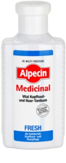 Alpecin Medicinal Fresh δροσιστικό τονωτικό Για λιπαρό δέρμα της κεφαλής