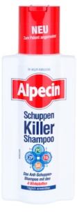Alpecin Schuppen Killer sampon anti-matreata
