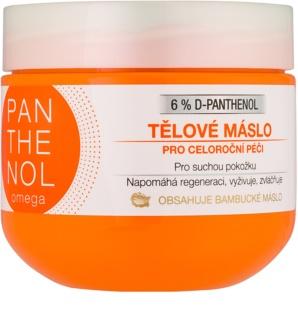 Altermed Panthenol Omega tělové máslo pro suchou pokožku