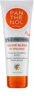 Altermed Panthenol Omega napozás utáni testápoló tej homoktövissel