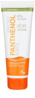 Altermed Panthenol Forte мляко за тяло  с алое вера