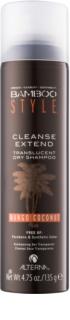 Alterna Bamboo Style shampoing sec