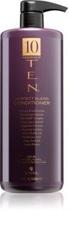 Alterna Ten après-shampoing régénérateur en profondeur pour tous types de cheveux