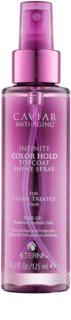 Alterna Caviar Infinite Color Hold спрей за защита на цветовете на боядисана коса без парабени