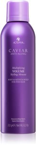 Alterna Caviar Anti-Aging Multiplying Volume Styling Schaum für einen volleren Haaransatz